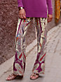 Laura Biagiotti Donna - Trousers in 100% silk