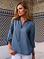 Looxent - Blouse in pull-on style