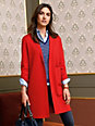 MAERZ Muenchen - Knitted coat in 100% new milled wool