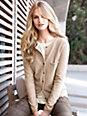 Peter Hahn Cashmere Nature - Strickjacke aus 100% Kaschmir