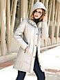 Peter Hahn - Quiltet frakke