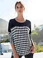 Riani - Le T-shirt chemisier imprimé oversized