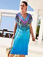 Sunflair - Kleid mit V-Ausschnitt