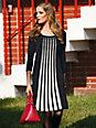 Uta Raasch - Knitted dress in an A line cut