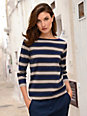 Windsor - Pullover with 3/4-length