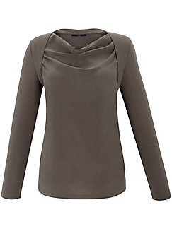 Emilia Lay - 2-in-1-Shirt aus 100% Seide