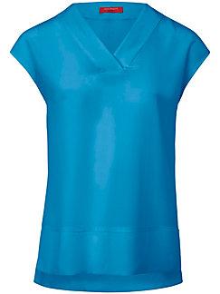 Laura Biagiotti Donna - Ärmellose Bluse aus 100% Seide