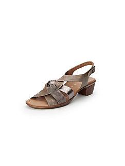 3f053b054a72 ein ende muss immer geben ARA - Sandale aus 100% Leder