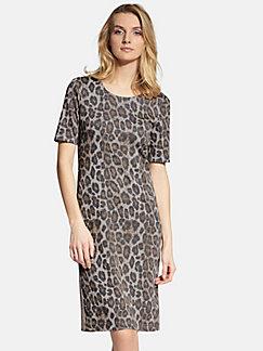 66a00b86754 Grote Maten Dames Gebreide jurken | peterhahn.be