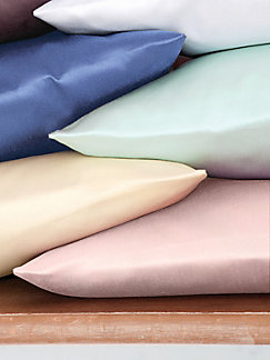 Curt Bauer - Bettbezug aus Mako-Satin, ca. 155x220cm