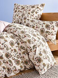 Green Cotton - Bettbezug ca. 135x200cm / Kissenbezug ca. 80x80cm
