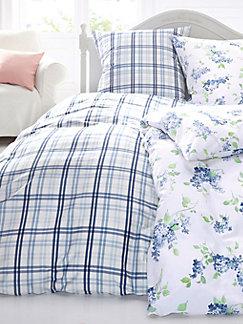 Dormisette - Bettbezug ca. 155x220cm / Kissenbezug ca. 80x80cm