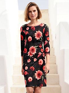 Betty Barclay - Jersey-Kleid mit 3 4-Arm 5480ddbfa8