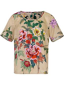 Uta Raasch - Blouse with 1/2-length sleeves