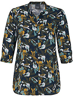 Persona by Marina Rinaldi - Blouse with floral print