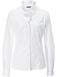 Eterna - Bluse in Comfort-Fit Paßform
