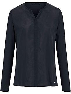 Brax Feel Good - Blusen-Shirt mit Rundhals-Ausschnitt