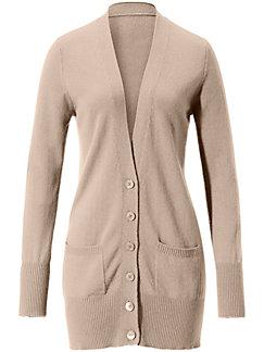 Peter Hahn Cashmere - Cardigan in 100% cashmere - Design JENNIFER