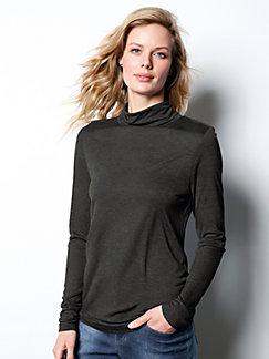 7b400be8b2c T-Shirts Col Roulé femme