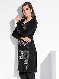 dcd36d33625 Grote Maten Dames Gebreide jurken | peterhahn.nl