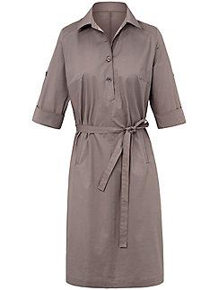 Peter Hahn - Dress with shirt collar