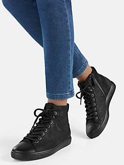 c8e0c5a4b5a Ecco - Ankelhøje sneakers Soft 7