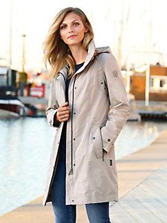 Manteau laine et cachemire tex