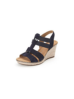 8df59f1f960fdc Gabor - Sandale aus 100% Leder