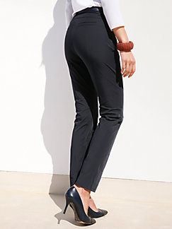 Online Cheapest Free Shipping Comfortable Modern Fit jersey trousers - Pia Gerry Weber blue Gerry Weber Free Shipping Cheap Price Outlet Affordable DD478