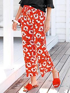 neue Fotos große Vielfalt Modelle zarte Farben 3/4-Hosen für Damen online bei Peter Hahn kaufen