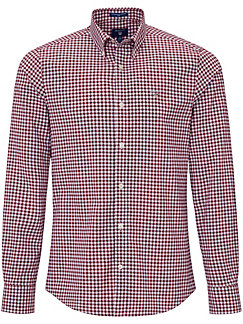 GANT - Hemd mit Button-down-Kragen