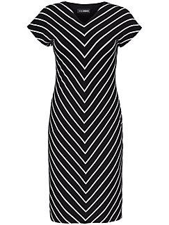 Doris Streich - Jersey dress with short sleeves