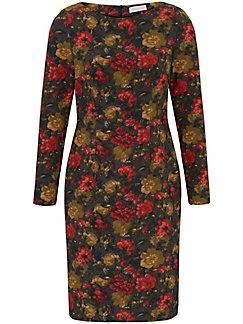 St. Emile - Jersey-Kleid mit 1/1 Arm