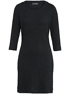 Looxent - Jersey-Kleid mit 3/4-Arm
