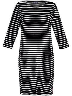 Samoon - Jersey-Kleid mit 3/4-Arm