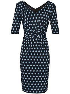 Laurèl - Jersey-Kleid mit langem 1/2-Arm