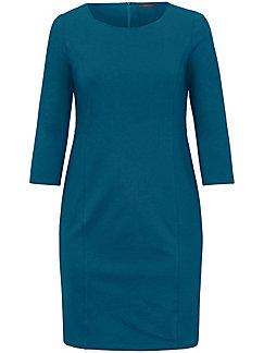 95ba82748f38 Green Cotton - Trikåklänning - Marin/flerfärgad