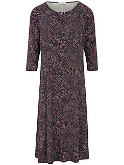 Peter Hahn - Jerseyklänning med 3/4-ärm