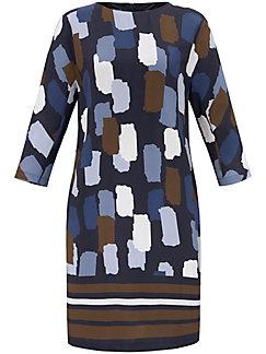 Samoon - Kleid mit 3/4-Arm