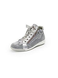 Spielraum Empfehlen Verkauf Neueste Knöchelhoher Sneaker aus 100%Leder ARA grau Ara Strapazierfähiges Auslass Wahl Freiheit Ausgezeichnet 7MuBoO00