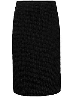 Peter Hahn - La jupe crayon en jersey