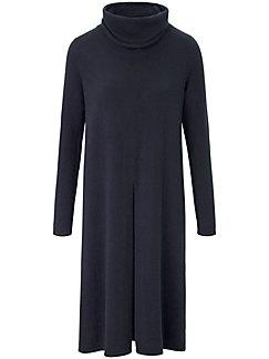 include - La robe en maille à col roulé 100% cachemire