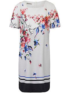 Uta Raasch - La robe imprimée en jersey, manches courtes
