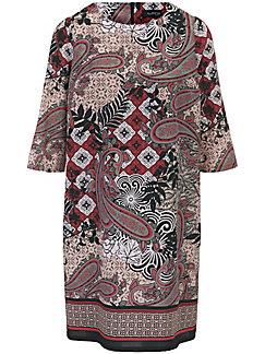 Looxent - La robe imprimée, manches 3/4