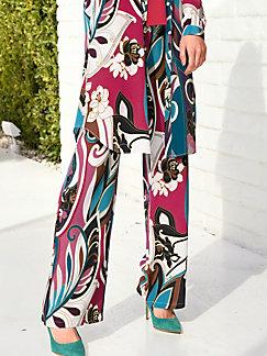 fd178240 Laura Biagiotti Donna - Bukser af 100% silke