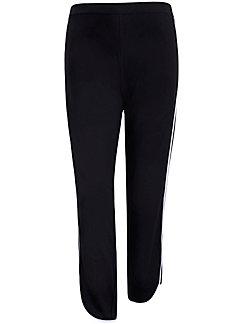 Emilia Lay - Le pantalon 7/8 en jersey, taille élastique