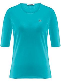 Lacoste - Le T-shirt en pur coton, manches aux coudes