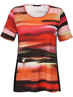 Emilia Lay - Le T-shirt, ligne décontractée, encolure dégagée
