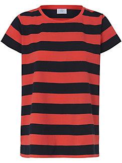 Bogner - Le T-shirt rayé, encolure dégagée, manches courtes