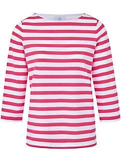 Bogner - Le T-shirt rayé, manches 3/4